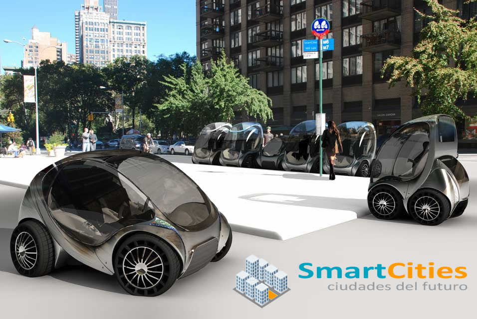 Smart Cities by oXirium